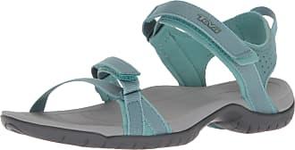 Teva Womens Verra Open Toe Sandals, Blue (Blue NALN), 4 UK
