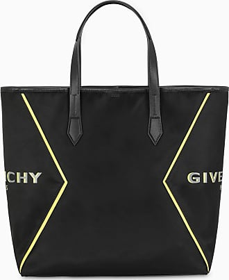 Givenchy Borsa tote Bond nera e fluo