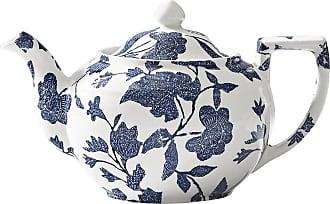 Ralph Lauren Home Garden Vine Teapot - Indigo