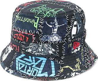 KTZ Cappello bucket New Era Monster - Di colore nero