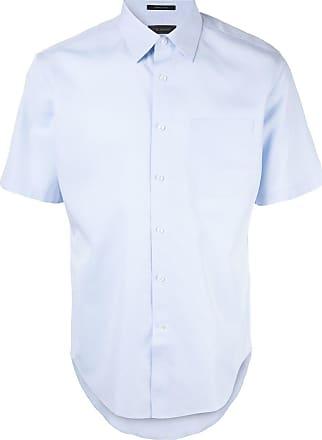 Durban Camisa mangas curtas - Azul