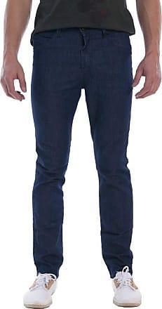 Osmoze Calça Jeans Osmoze Slim Fit Z Azul 38