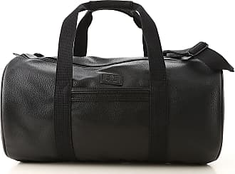 Fred Perry Gym Bag Sports for Men On Sale, Black, polyurethane, 2017, one size