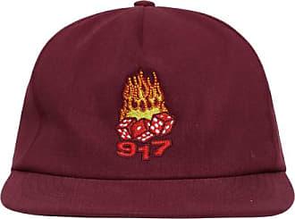 Nine One Seven Call me 917 Hot dice hat MAROON U