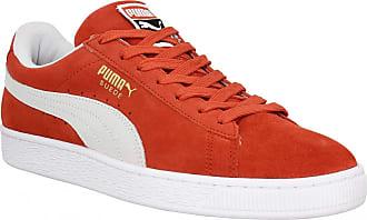 e938c02d17250 Puma Baskets & Tennis mode PUMA Suede Classic velours Homme Ocre