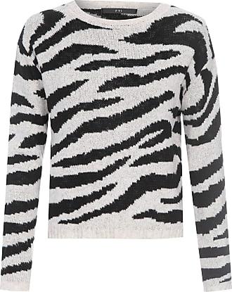 FYI Blusa Jacquard Tigre - Animal Print