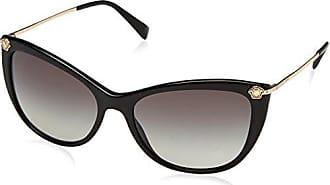 Versace Damen 0VE4316B 514813 57 Sonnenbrille, Braun (Havana