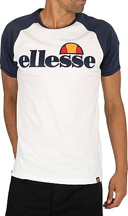 Ellesse Piave T-Shirt Medium White