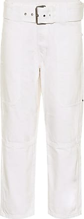 Proenza Schouler Cotton cropped pants