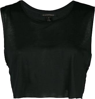 Kiki De Montparnasse Intime cropped top - Black