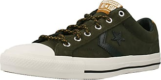 Converse Men Shoes Star Player OX Utility Green 5 UK