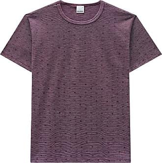 Malwee Camiseta Manga Curta Tradicional Fio A Fio Malwee vinho