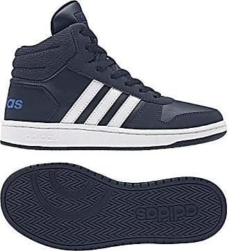 new product 20e8d 74ed3 adidas Adidas Hoops Mid 2.0 K, Zapatillas de Deporte Unisex Adulto, Azul  (Maruni