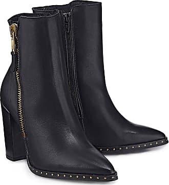 5898e45bf0a5 ANOTHER A Trend-Stiefelette in schwarz, Stiefeletten für Damen Gr. 38