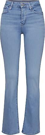 Levi's Jeans 725 blauw denim
