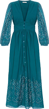 Dress To Vestido Midi Barrado - Verde