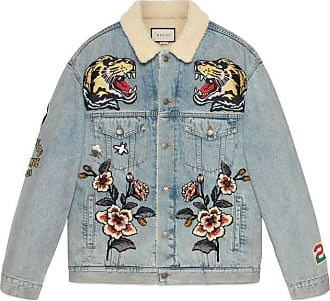 8c783c2e0 Gucci Denim Jackets for Men: 24 Items | Stylight