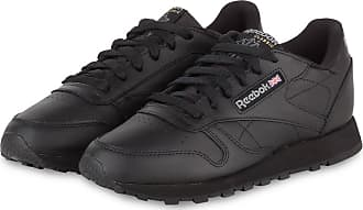 Reebok Sneaker CLASSIC LEATHER - SCHWARZ