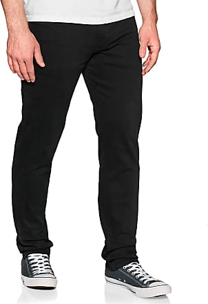 Rip Curl Jeans Men Rip Curl Straight Salt Black Jeans
