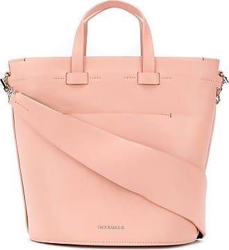 Troubadour Taschen Bolsa oval Contour - Rosa