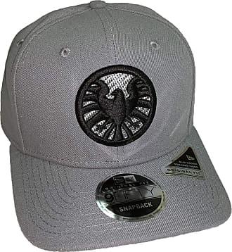 New Era Captain Marvel Movie SHIELD New Era 9Fifty Storm Gray Snapback Cap Hat