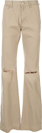 Undercover flared chinos - Neutrals