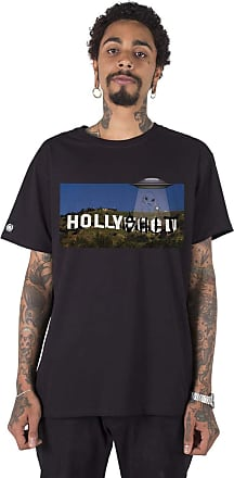 Stoned Camiseta Masculina Hollyshit - Tsmhollysh-pt-04