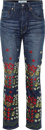 Junya Watanabe Embroidered jeans