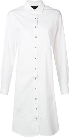 John Richmond Vestido jeans Spring - Branco