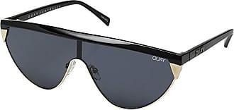 Quay Eyeware Goldie (Black/Smoke) Fashion Sunglasses