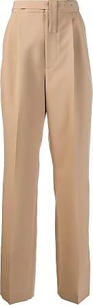 Plan C Calça pantalona - Neutro