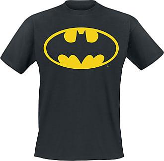 Girlie schwarz : Batman classic Logo Batman Damen T-Shirt