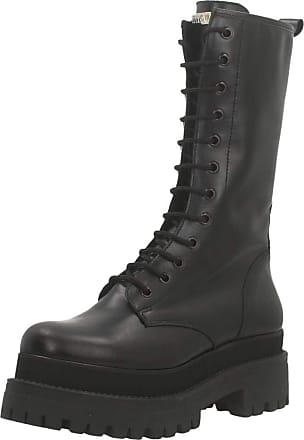 Yellow Women Womens Boots Lost Black 7.5 UK