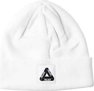 Palace Gorro Triferg com patch - Branco
