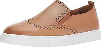 Zanzara Zanzara Mens Bacher Slip-on Loafer, Cognac, 8.5 US