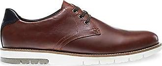 Wolverine 1883 Mens Reuben Oxford, Dark Brown Leather 10.5 M US