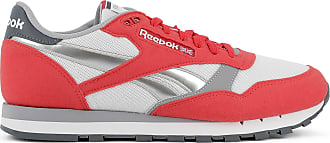 Reebok CLASSIC LEATHER REEBOK ROUGE ARGENT BLANC 45 HOMME REEBOK  ROUGE ARGENT  3f354afd58b8