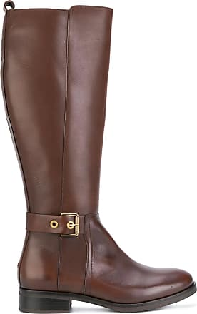 b72ad6fb4 Tommy Hilfiger knee high boots - Brown