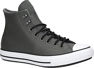 Converse Chuck Taylor All Star Winter First Steps Shoes grey / black