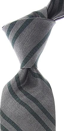 Isaia Ties On Sale, Dim Grey, Silk, 2017, one size
