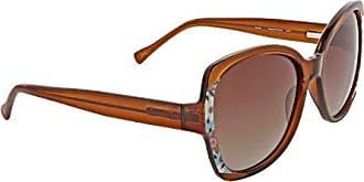 3c731ee0c3 Vera Bradley Womens Yvonne Polarized Square Sunglasses Daisy Dot Paisley 57  mm