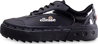 chaussure ellesse noir femme a ruban