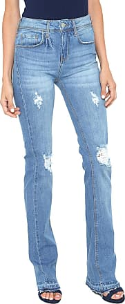 Forum Calça Jeans Forum Bootcut Chloe Azul