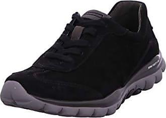 Gabor Damenschuhe 74.381.17 Damen Sneaker Schnürer