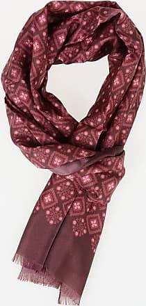 Corneliani ID 60x200cm Silk Foulard size Unica