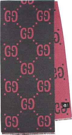 Gucci Wool and silk jacquard scarf