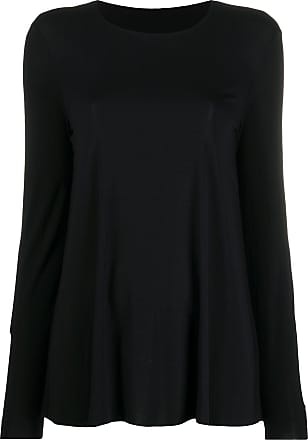 Wolford loose-fit long-sleeve top - Preto