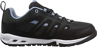 Columbia Womens Vapor Vent Hiking Shoe, Black (Black, Dark Mirage 010), 5.5 UK