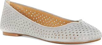 Lucky Brand Womens enorahh Closed Toe Ballet Flats, Driftwood, Size 6.0 US / 4 U US