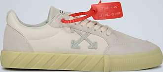 Off-white Sneakers Low Vulcanized mit Leder